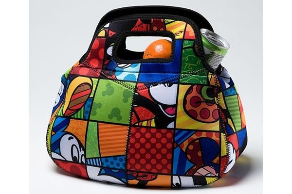 1360109293 0 Mickey Mouse Lunch Bag