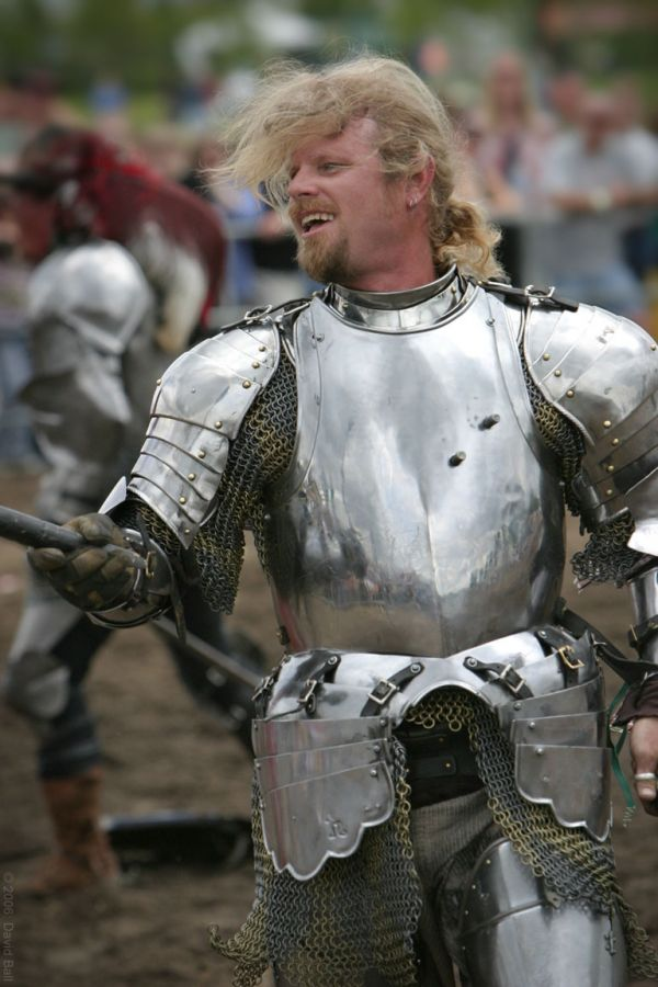 It's Still Illegal to Wear a Suit of Armor inside the ...