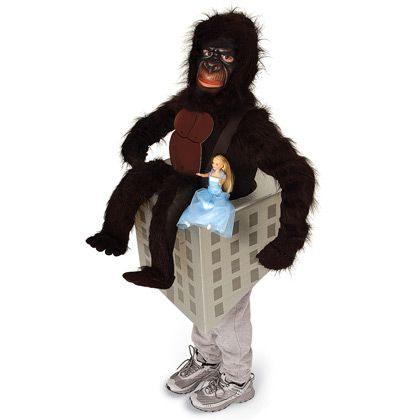 29 great halloween costumes for kids neatorama creating really awesome free things has a great list of 29 kids costumes you can make at home yourself while theyre all pretty cool this king kong on a solutioingenieria Image collections