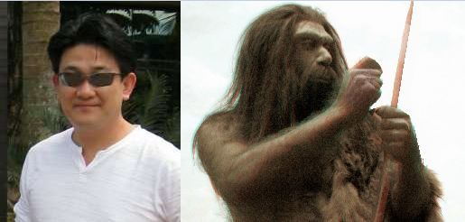 Alex vs. the Neanderthal