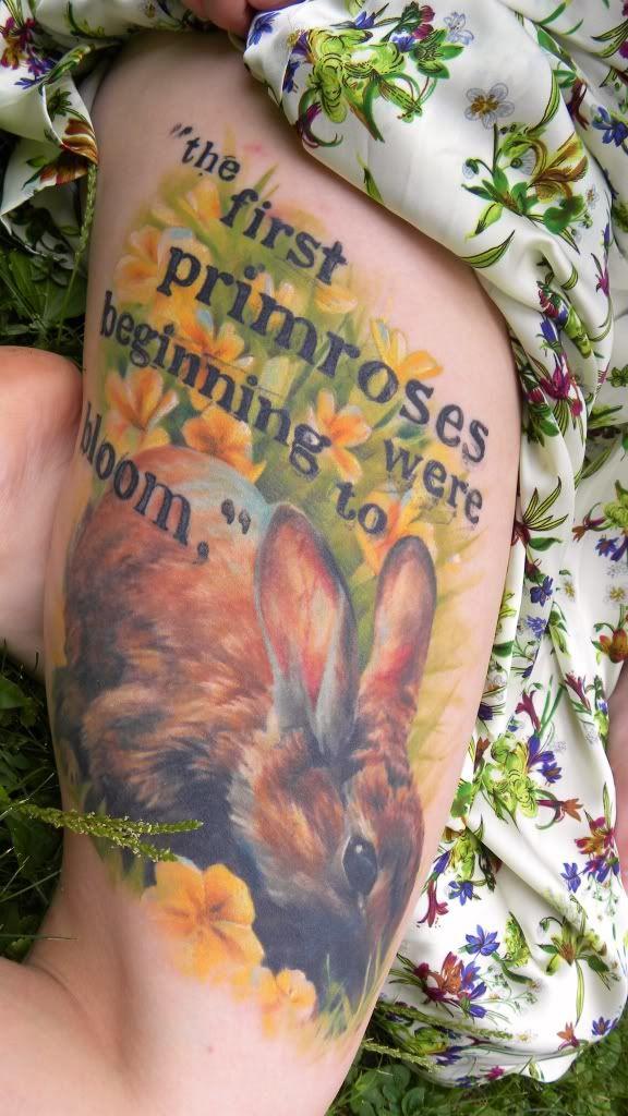 primroses thigh