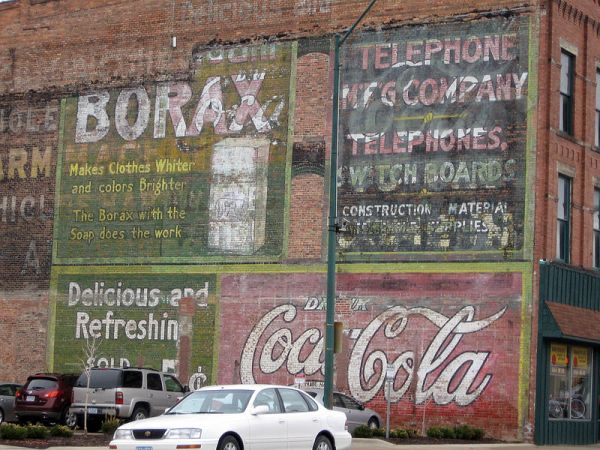 Your City's 'Ghost Signs' Have Stories to Tell
