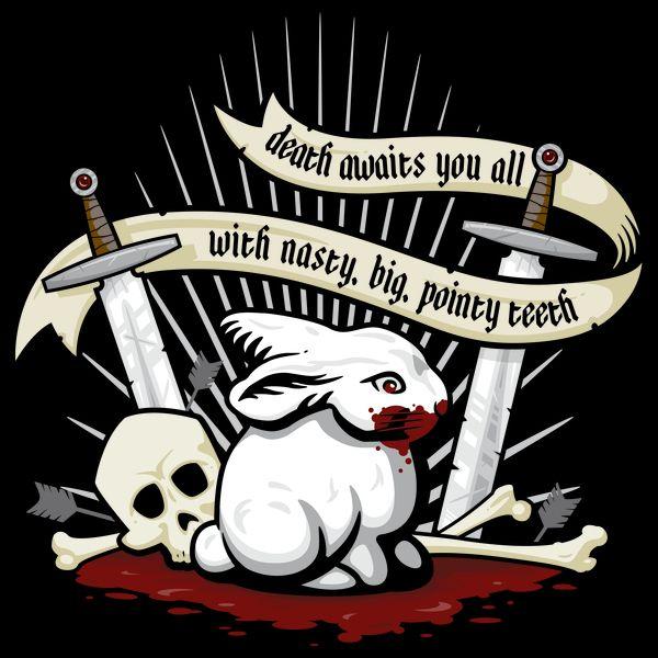 Monty Python The Holy Grail  The killer bunny