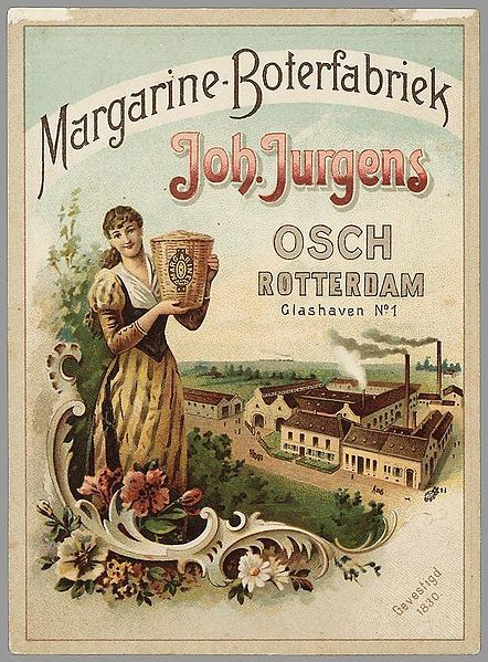 Fat Chance The War Between Butter And Margarine Neatorama
