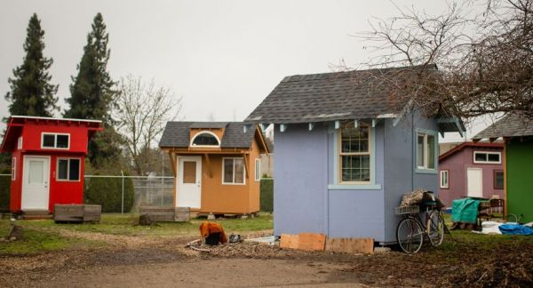 Tiny Homes For The Homeless Neatorama