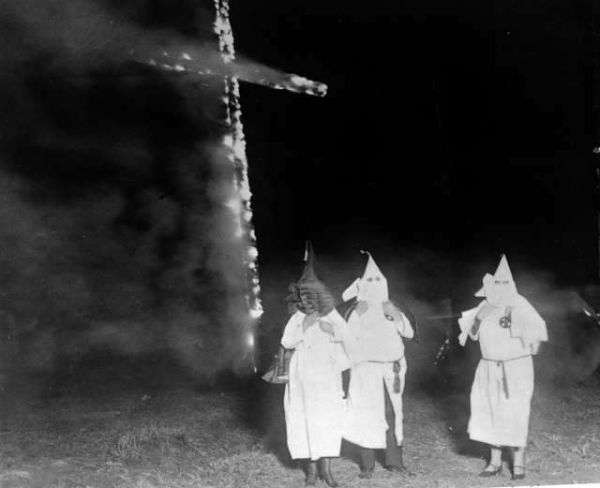The Day Notre Dame Students Pummeled the Ku Klux Klan