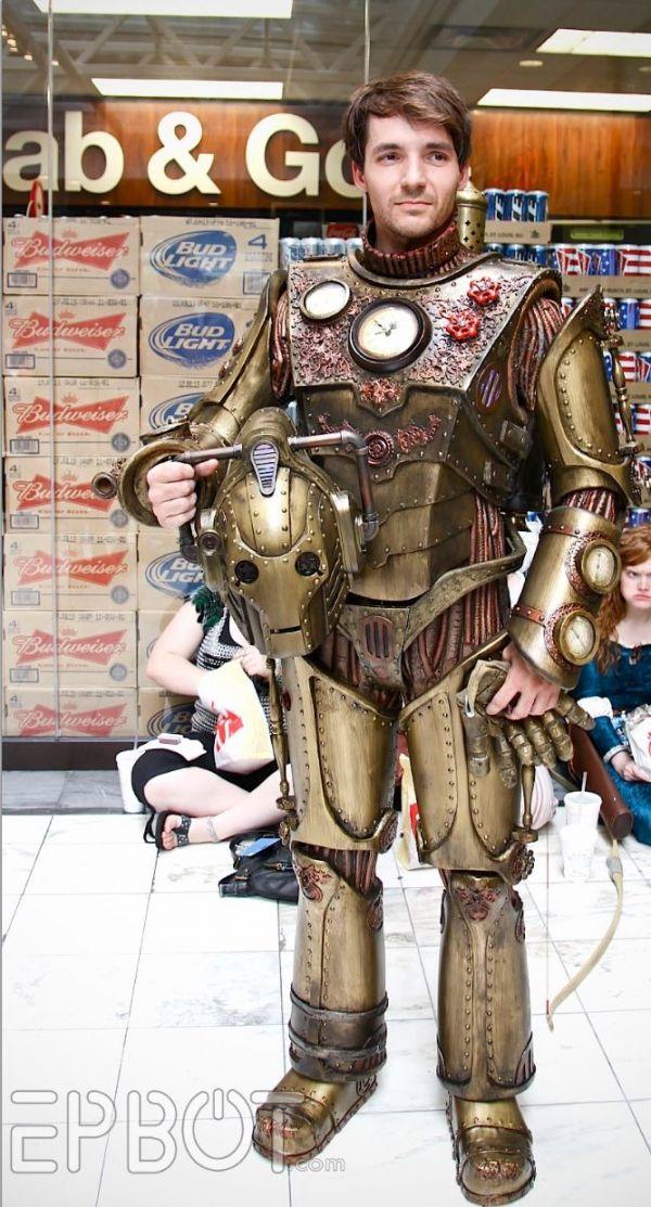 Steampunk Cyberman - Neatorama