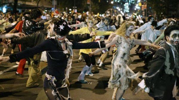 New York's Village Halloween Parade - Neatorama