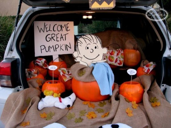 Ghoulishly Good Collection of Trunk-Or-Treat Themes - Neatorama