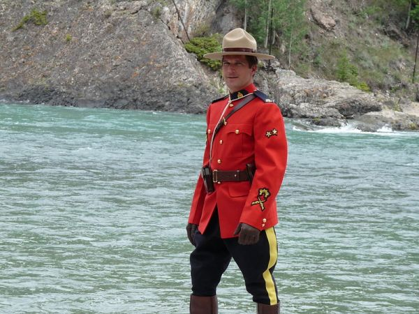 The Mounties: They Always Get Their Man