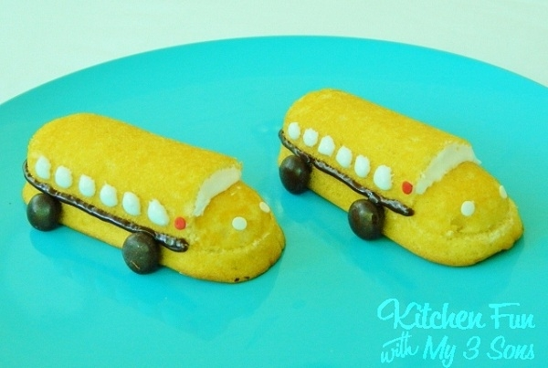 School bus Twinkies