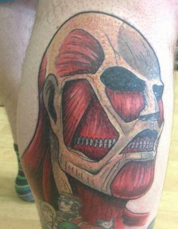 10 beautiful attack on titan tattoos neatorama