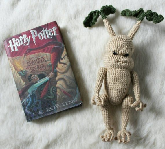 Better Get Some Earplugs if You Wanna Cuddle With This Little Mandrake Root
