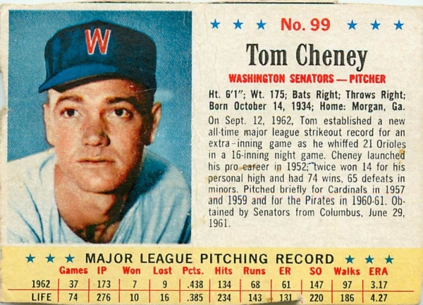 Tom Cheney