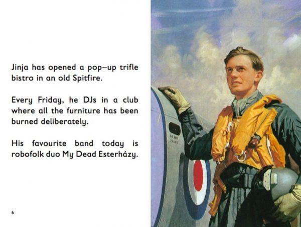 Ladybird Books For Grownups