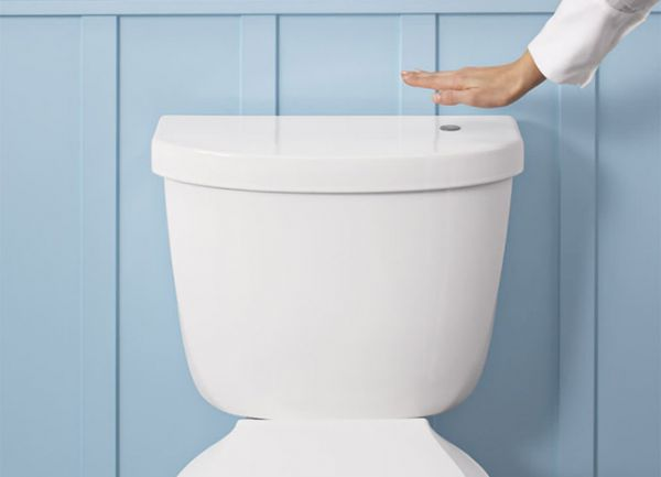 Automatic Toilets For Homes : An automatic flushing toilet for your home neatorama