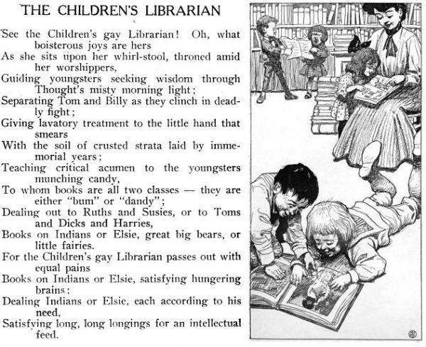 children's librarian