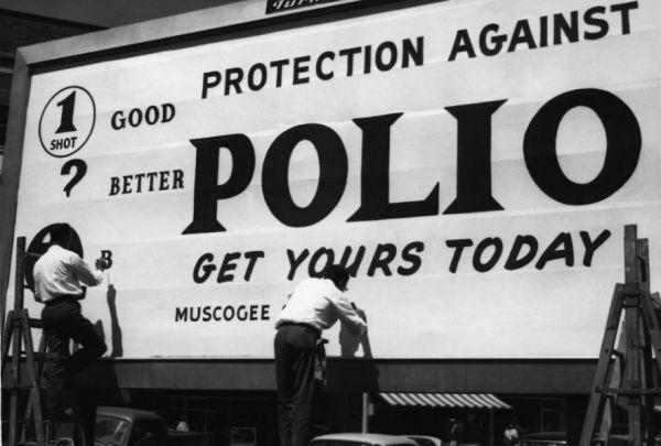 Polio literature review
