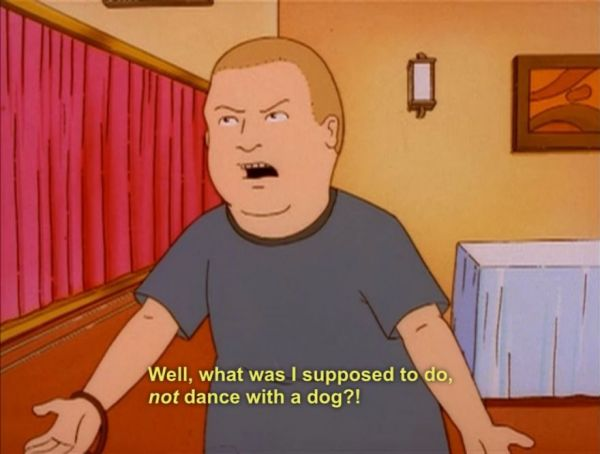 The Joy Of Being Bobby Hill