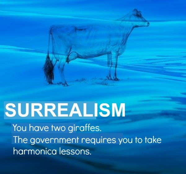 Surrealism explained!