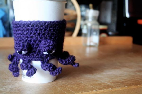 Octopus cozy