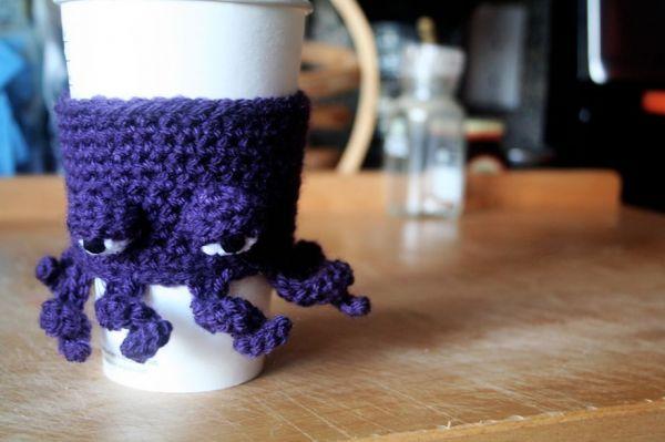 Octopus cozy
