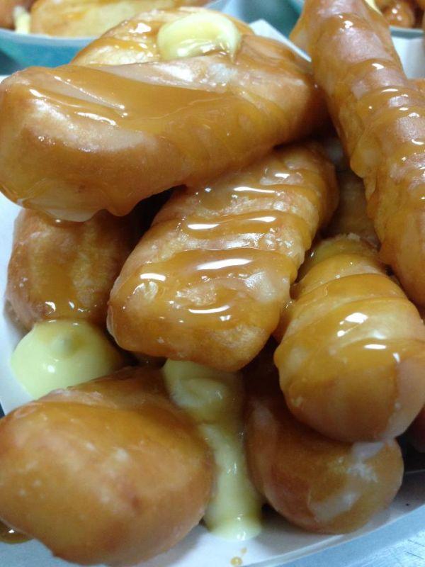 donut poutine