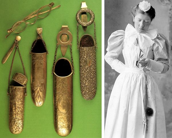 The Chatelaine An Antique Multitool For Women Neatorama