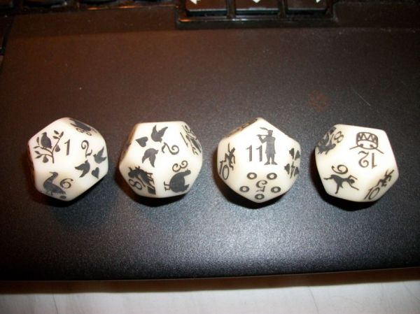 12 Dice of Christmas