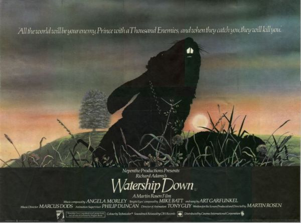 A New Watership Down Movie Is in Development