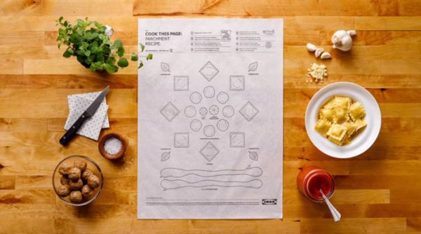 IKEA Is Simplifying Meal Prep With Their Brilliant Recipe Posters