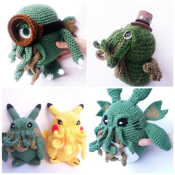 crochet Posts