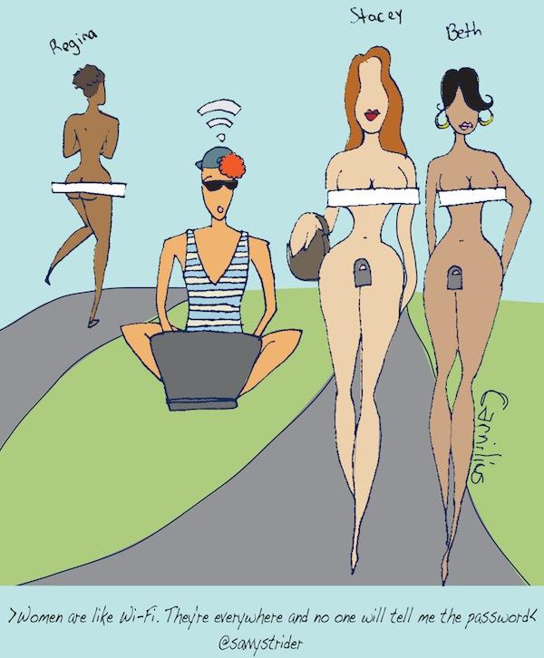 Wifi sex