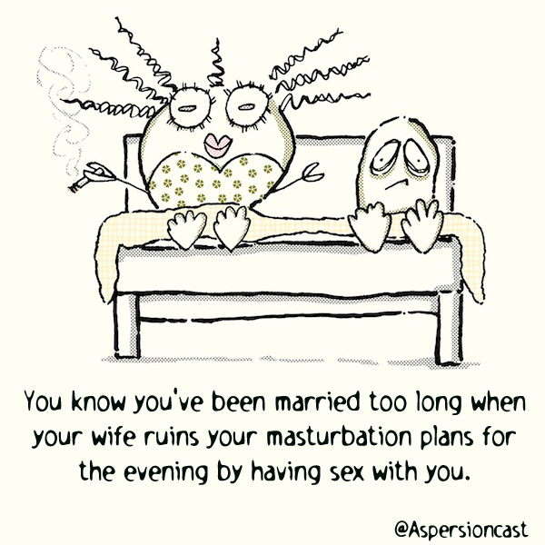 masturbation cartoon