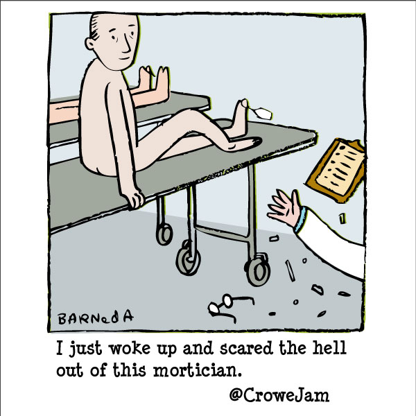 mortician