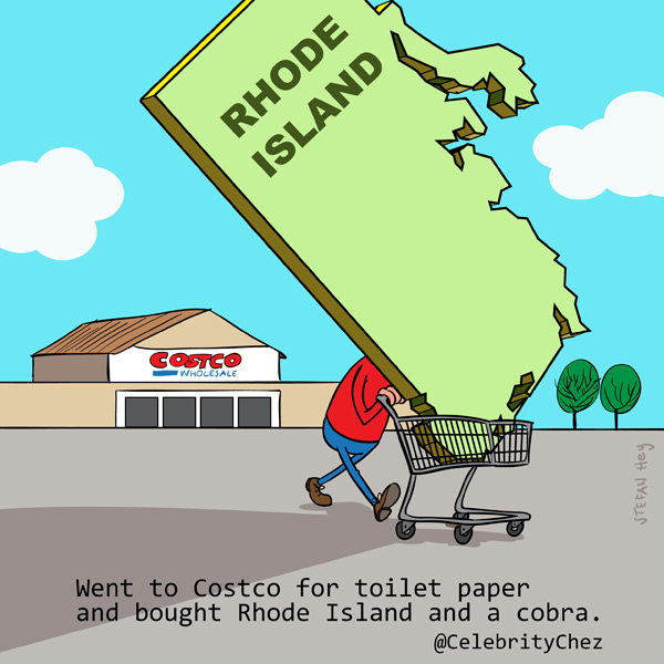 costco cartoon
