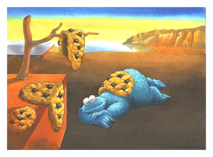 Dali: The Pesistence of Cookies