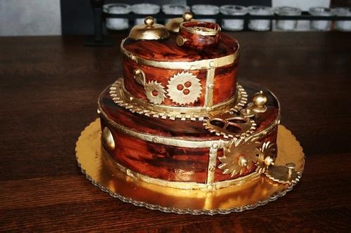 Cocina victoriana y steampunk Cakesdsdffsdfsd0