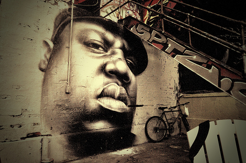 Music Tidbits: The Notorious B.I.G.