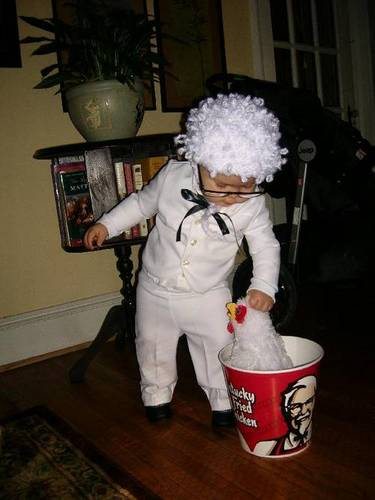 Colonel Sanders Costume Halloween