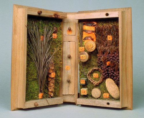 Holzbuch