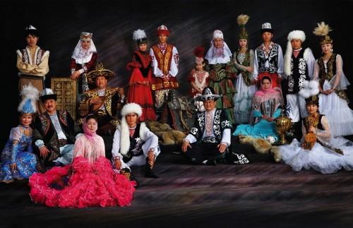 Chinese ethnic Kazak