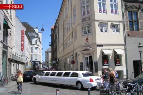 Copenhagen limo