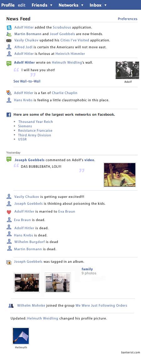 Facebook-Furherbunker