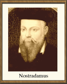 Nostradamus-frame