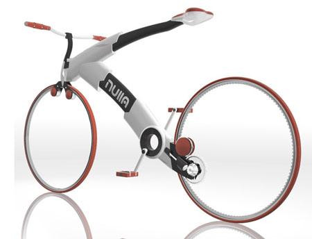 nulla minimalist bike