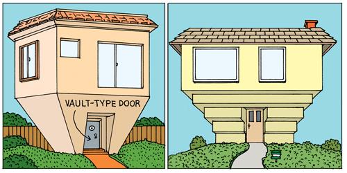 Tactical Home Design | dooridea.com