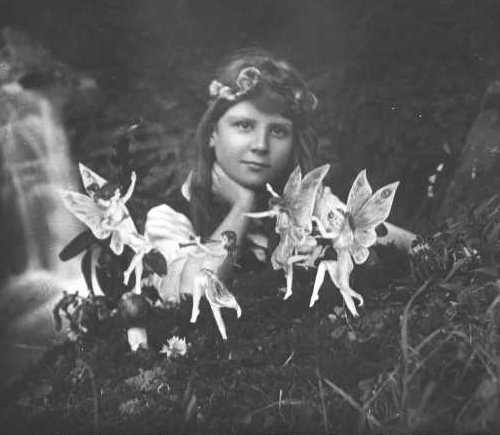Die Cottingley-Feen