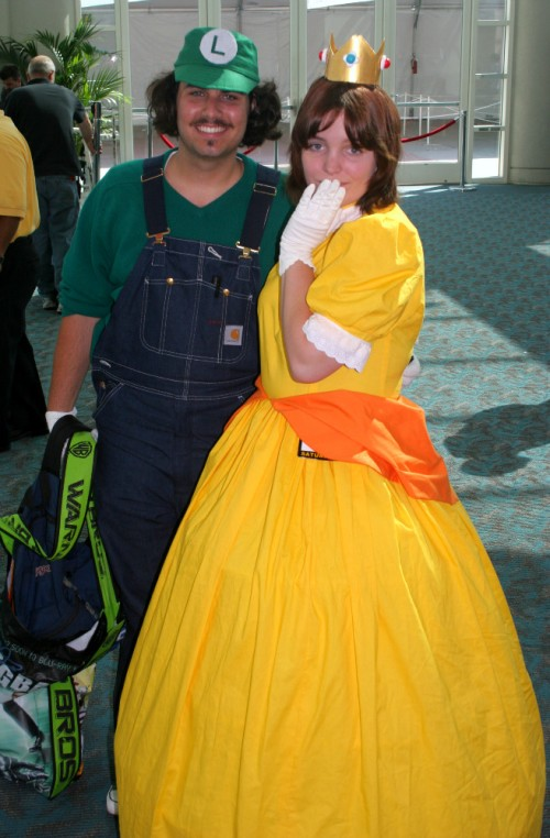 30+ Excellent Comic Con Costumes From 2010 - Neatorama