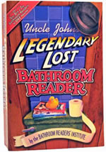 Legendary Lost Bathrom Reader
